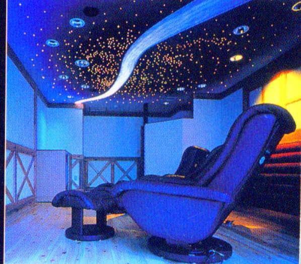 kit ciel toil sur mesure fibre optique. Black Bedroom Furniture Sets. Home Design Ideas